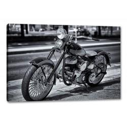 Tablou Canvas Harley Davidson Retro