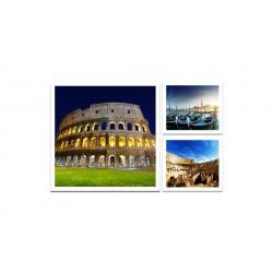 Set tablou Multicanvas Roma, 150x100cm