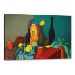Tablou Canvas Masa, Pictura In Ulei